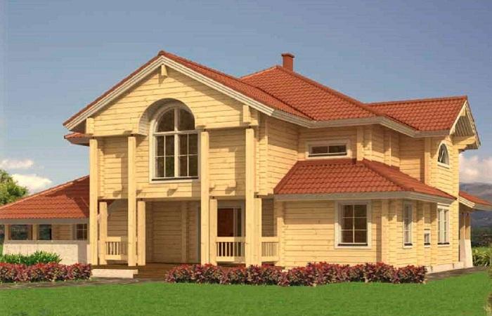 轻型木结构房屋与重型木结构房屋的区别
