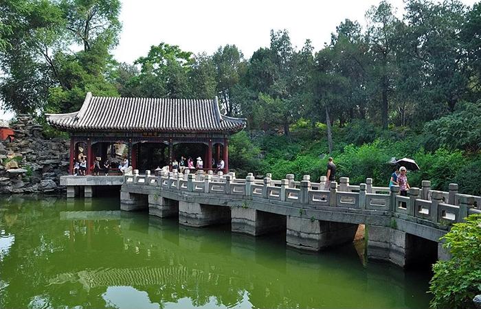 魏晋时期中国园林的意蕴:在乎山水之间也