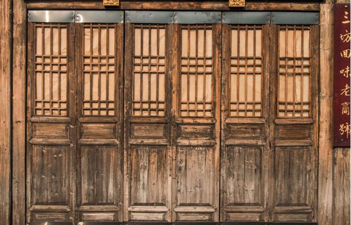木窗文化:古代的匠人玩出了大千世界