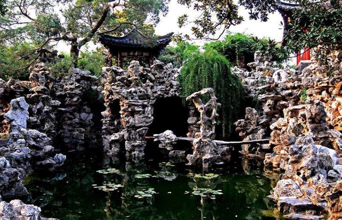 中国建筑文化:园林艺术的美学思想