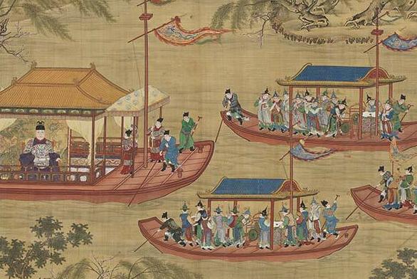古人春节是怎么回家的