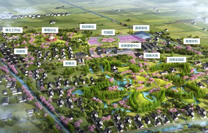 田园综合体开启了乡村发展的四大新模式