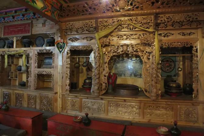 康巴藏区的建筑文化