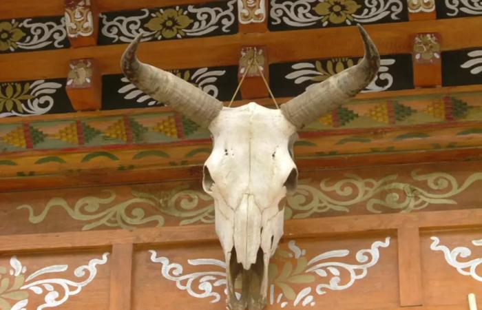 康巴藏区的建筑文化,绚丽多彩的民族风情!