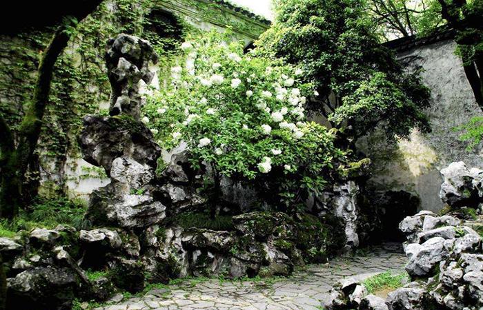 """中国古典园林:""""藏而不露""""造园法"""