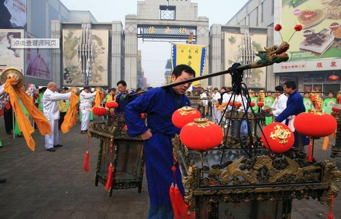 【非遗传承】富含传统文化气息的津门法鼓