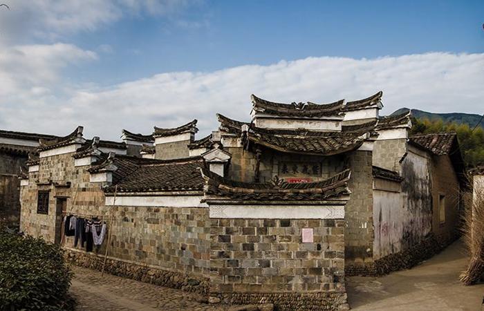 中国建筑廿八都镇——一个遗落在大山里的梦