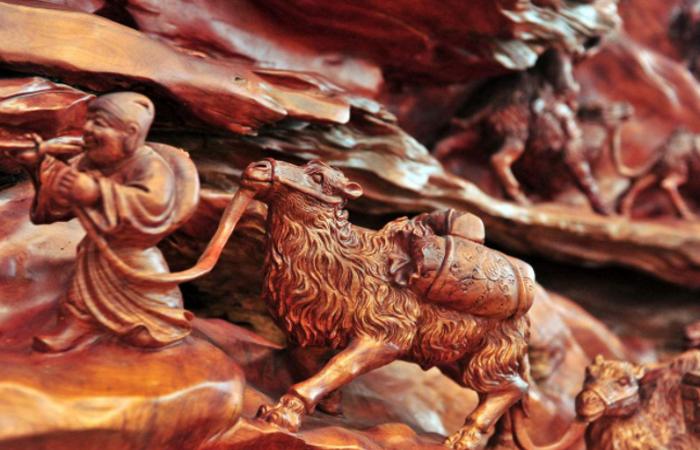 木雕文化——历史源远流长的木雕方面小知识