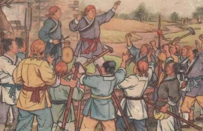 """古代""""农民起义""""为何领导者却大多数不是农民?"""
