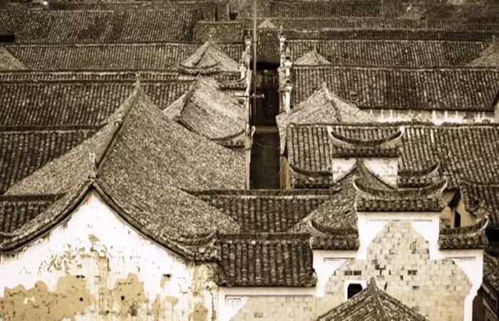 河阳古村——元代古民居建筑群