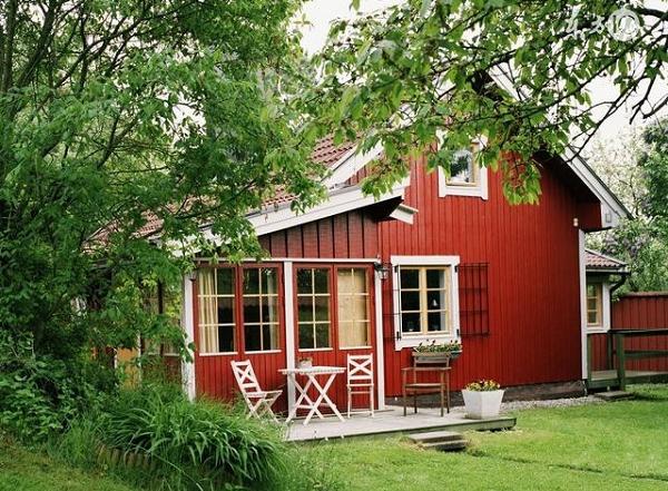 小木屋别墅