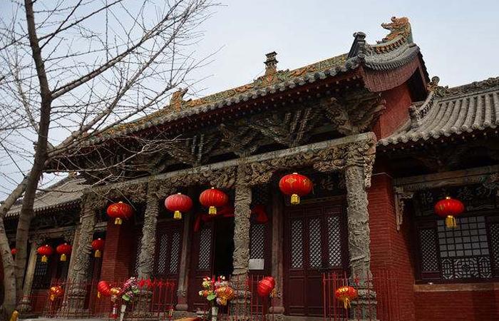 泽州玉皇庙:奇特神妙的道教艺术宝库