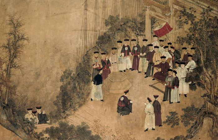 【历史解说】在清朝,究竟什么样的人才有资格穿黄马褂?