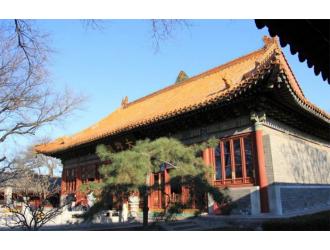 北京东城智化寺,看明朝的那些事儿!