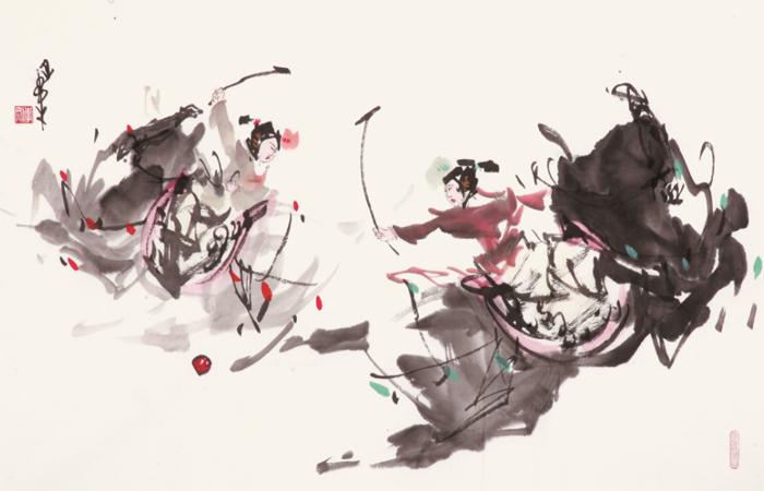 中国古代唐朝时期的运动——马球运动