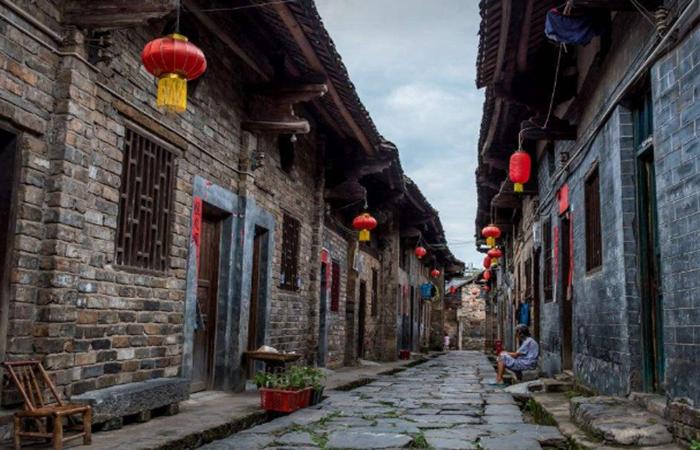 """湖南郴州板梁古村:600多年历史的""""湘南第一古村""""!"""
