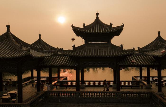 中国建筑思想与古典园林的关系