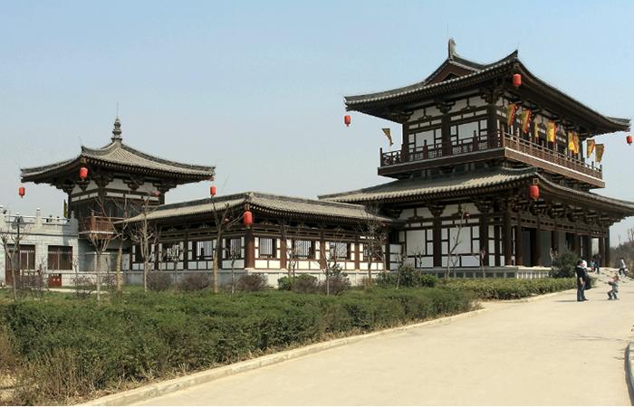 西安青龙寺——唐朝皇家护国寺庙