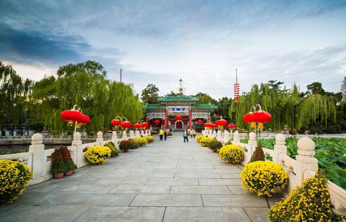 中国建筑:南北方园林建筑有何差异?