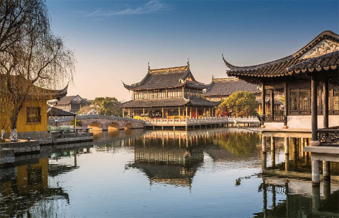 从诗中感受中国寺院建筑的魅力