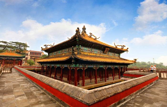 中国建筑:古建筑的历史价值与艺术价值
