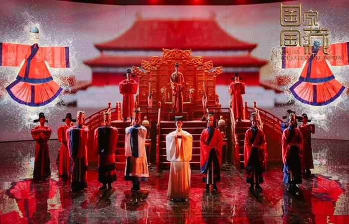 国家宝藏之《明衍圣公朝服》,守护华夏衣冠!