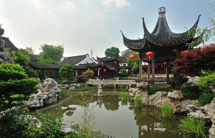 魅力南翔古镇——千年塑造历史文化名镇