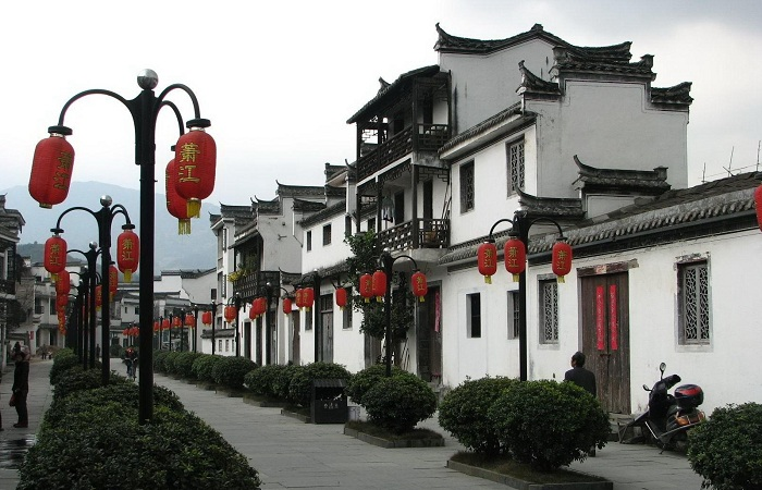 徽派古建筑的特点与文化内涵