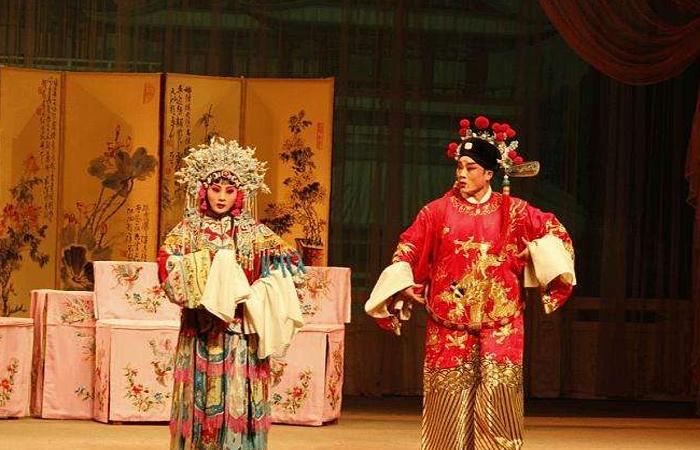 【非遗传承】陕南传统地方戏剧——汉调二簧