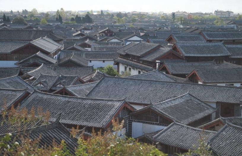 中国建筑材料中的瓦