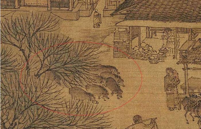 中国饮食文化:古代猪的地位如何?