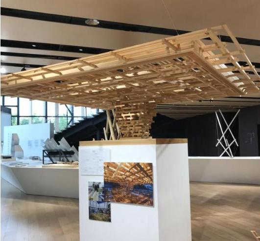 日本著名建筑师隈研吾的十种建筑材料