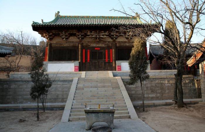 中国建筑的宝库——儒释道三合一的金洞寺