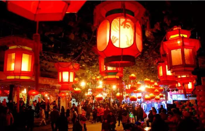 正月十五闹元宵,杭州元宵灯会攻略在这里!