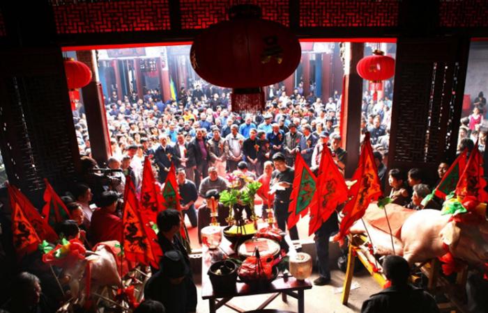 中国传统文化:祭祀文化的遗失,引人深思!