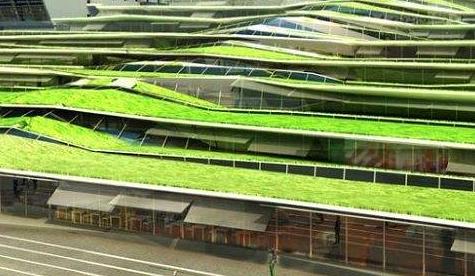 法国绿屋顶中学