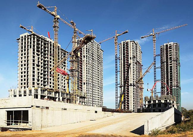 中国建筑施工