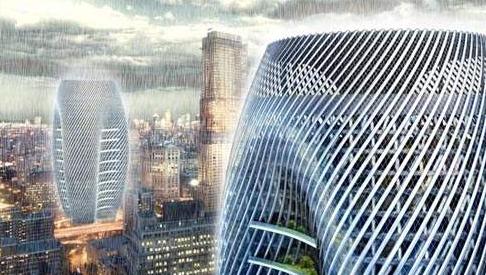 集雨摩天楼