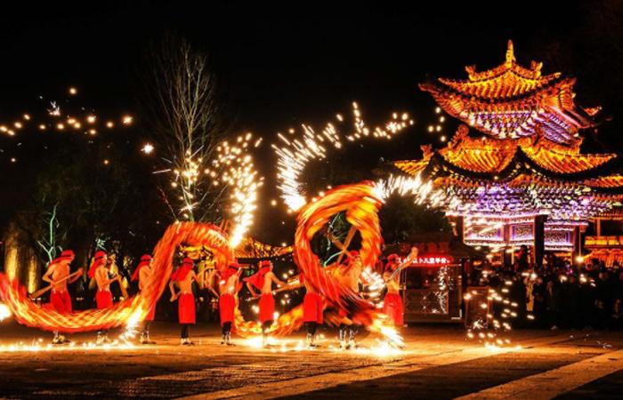 中国建筑故宫闹元宵,让传统文化回归生活