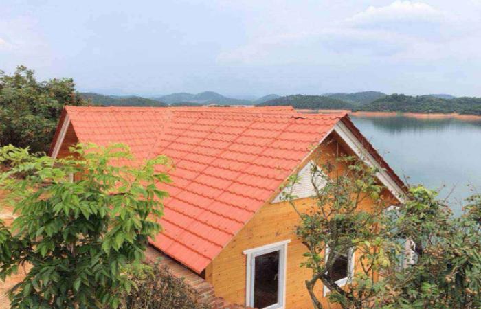 新型建筑材料合成树脂瓦的优点以及选购方法