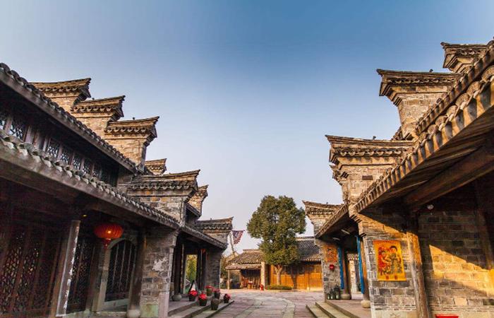 中國建筑文化:如何做好特色小鎮中的仿古建筑?