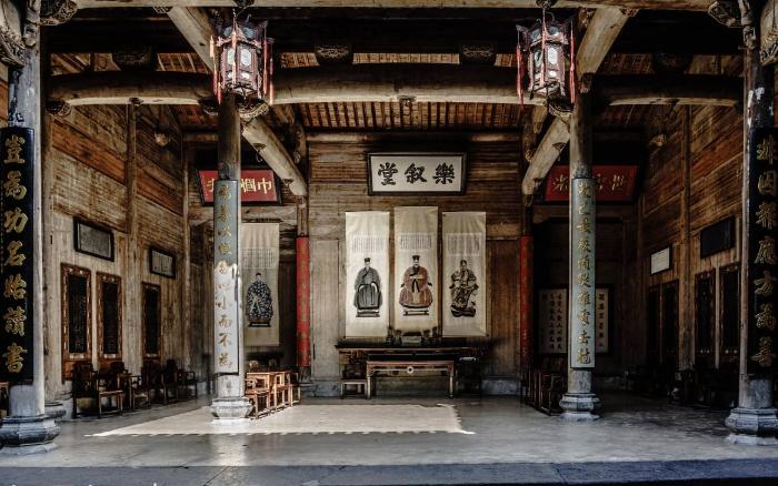 中国建筑之祠堂建筑
