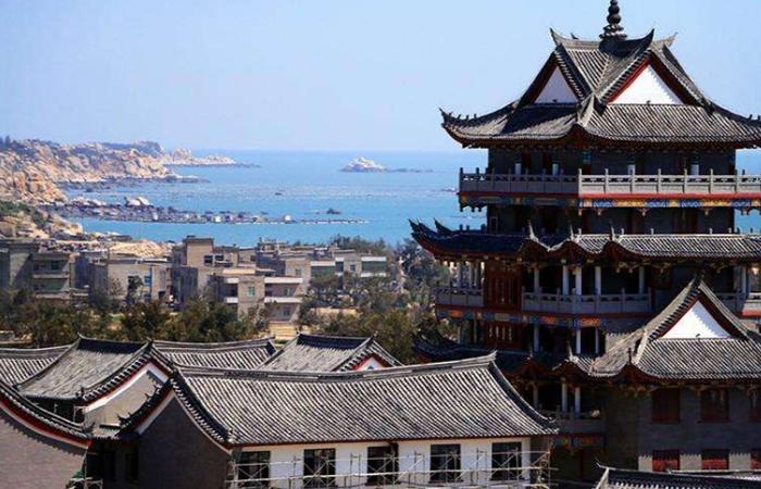 中国建筑文化:福州古城建筑与风水学
