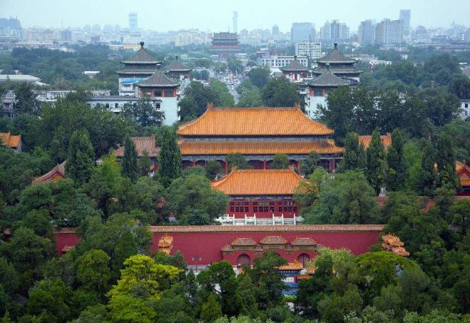 故宫建筑群