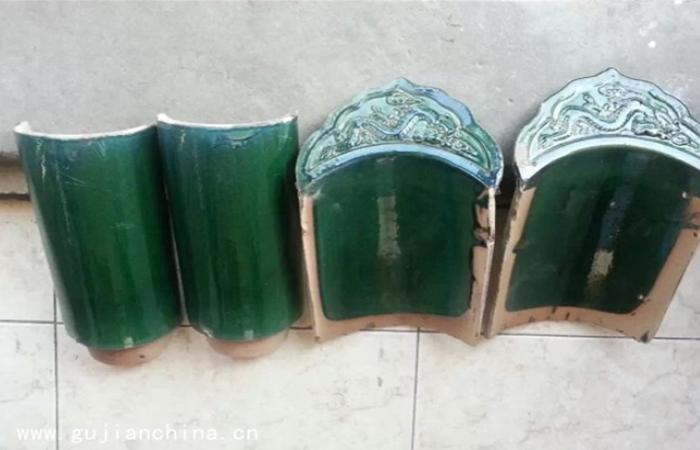 古建筑物件琉璃瓦的制作过程以及性能优势有哪些?