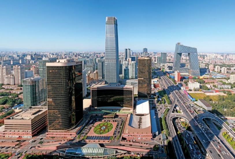 中国建筑行业