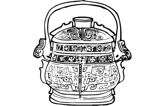 商周时期纹样图案元素(十)