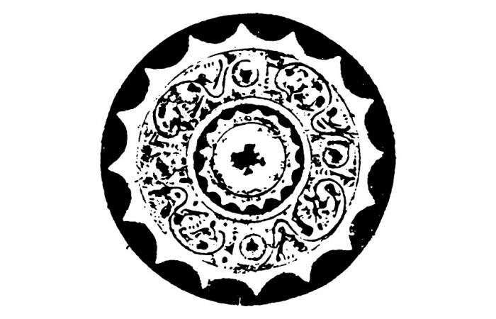 秦汉时期纹样设计元素(八)