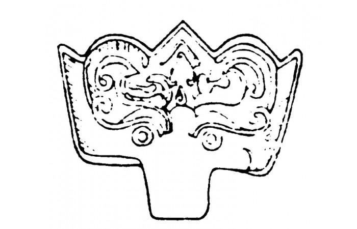 秦汉时期纹样元素(九)
