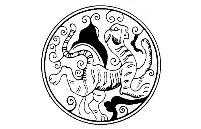 秦汉时期纹样图案元素(十三)